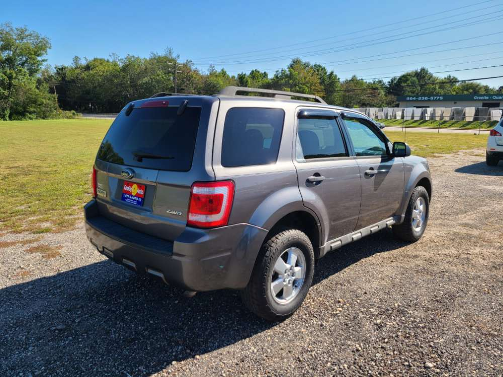 Ford Escape 2009 Gray