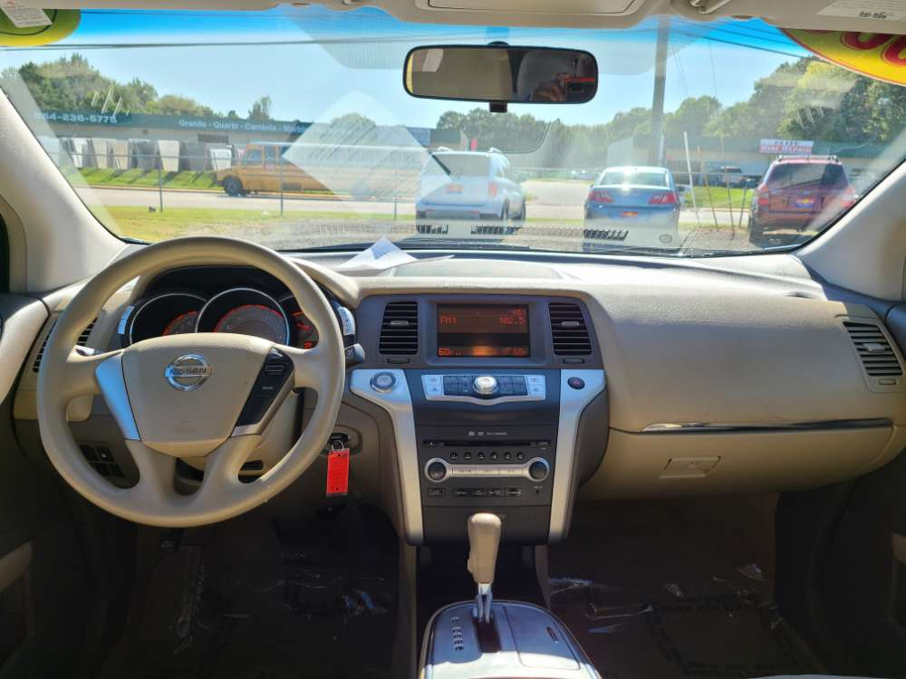 Nissan Murano 2009 White