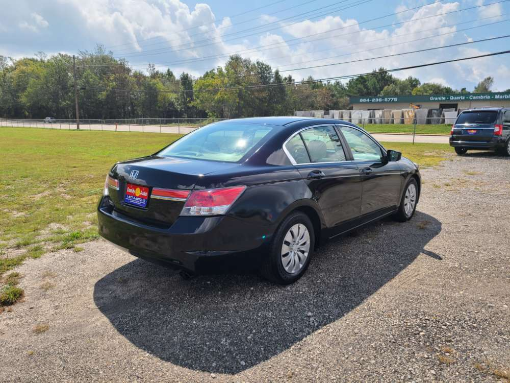Honda Accord 2011 Black