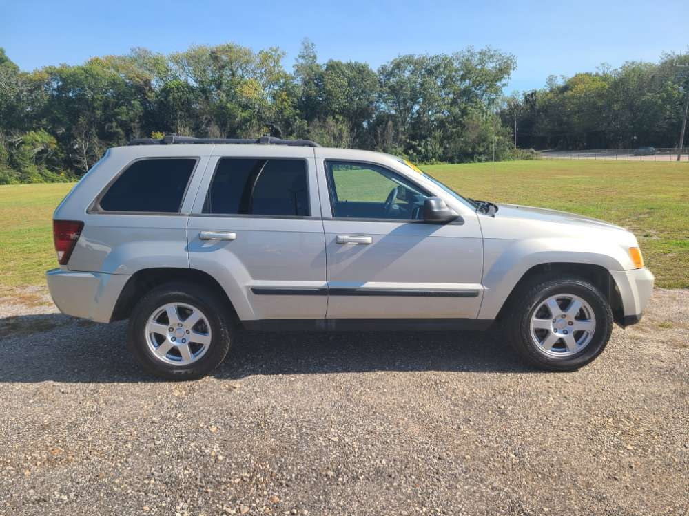 Jeep Grand Cherokee 2008 Gold