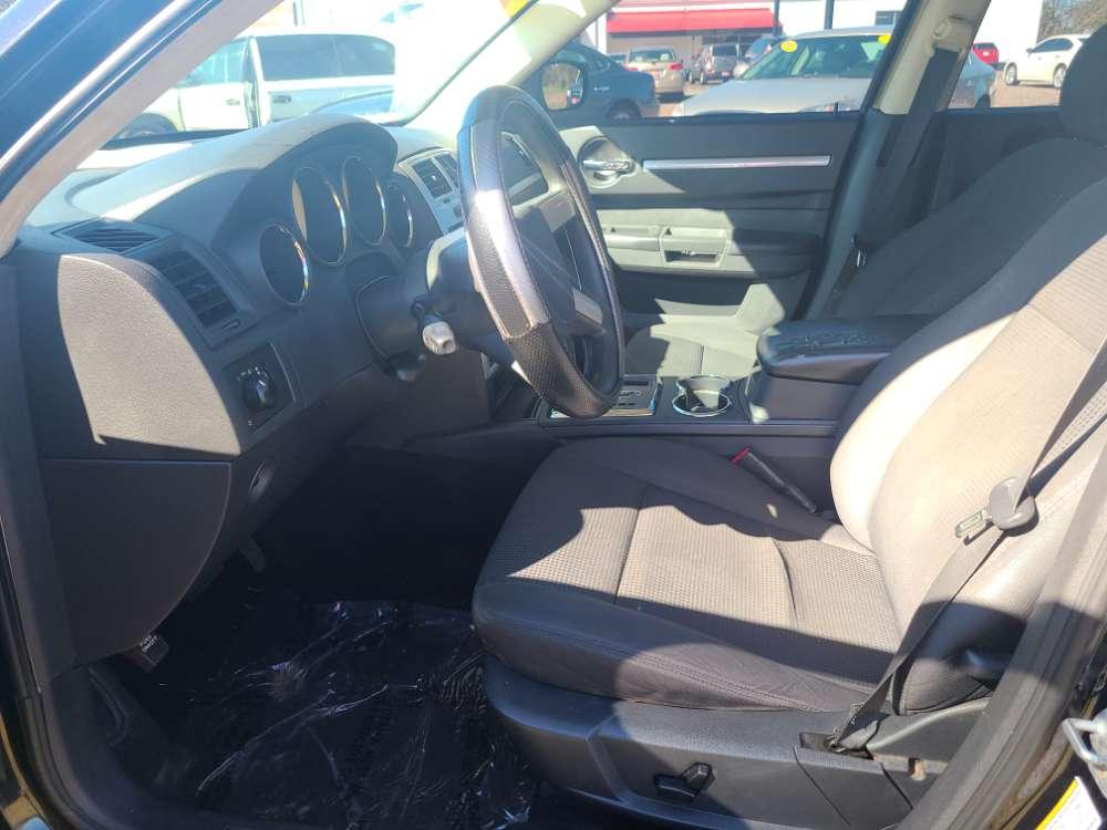 Dodge Charger 2008 Black