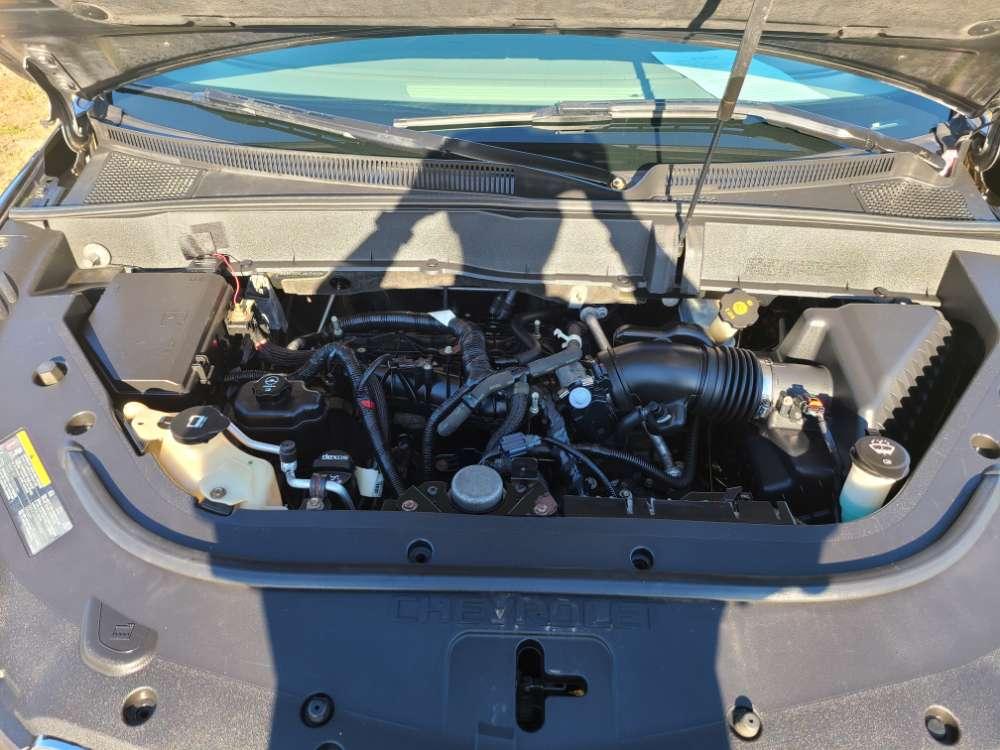 Chevrolet Traverse 2012 Gray