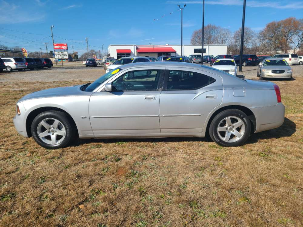 Dodge Charger 2010 Silver