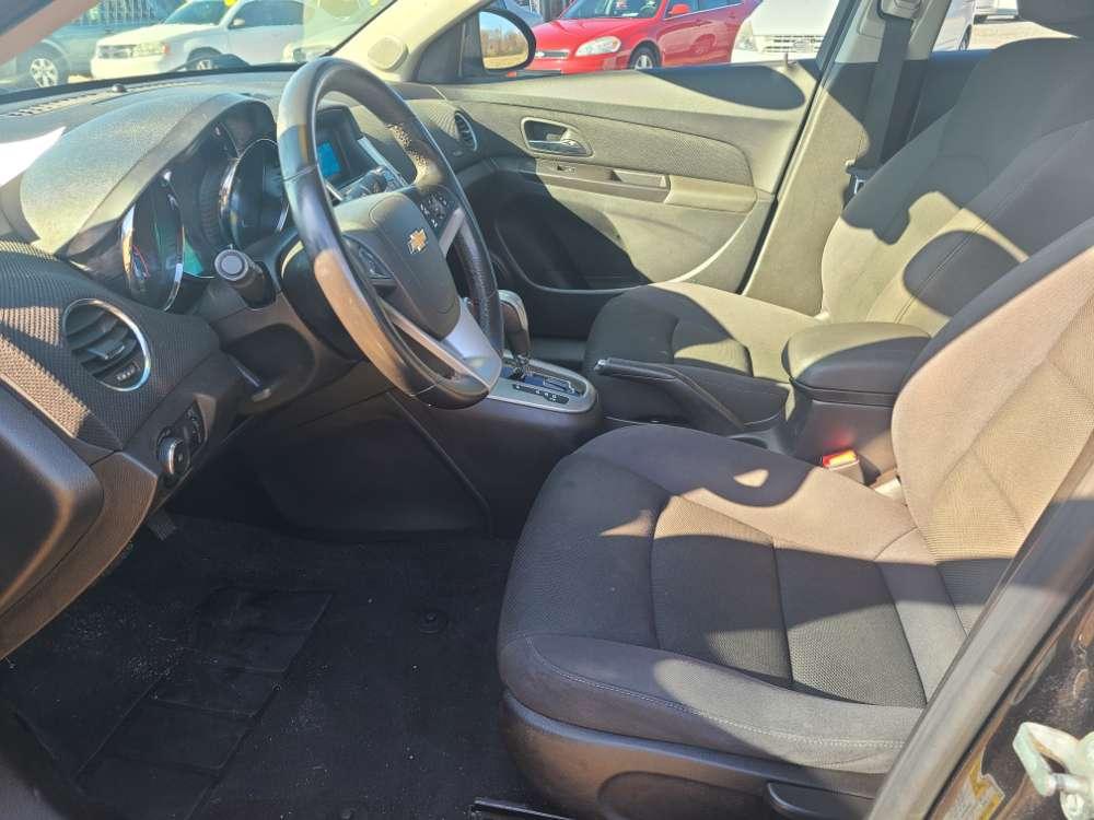 Chevrolet Cruze 2014 Black