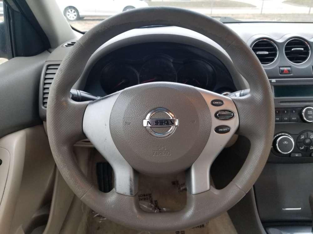 Nissan Altima 2012 Gold