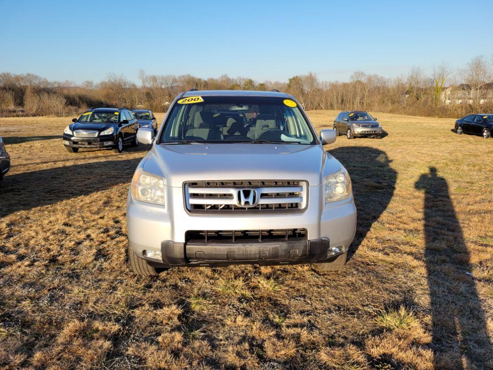 Honda Pilot 2007 Silver
