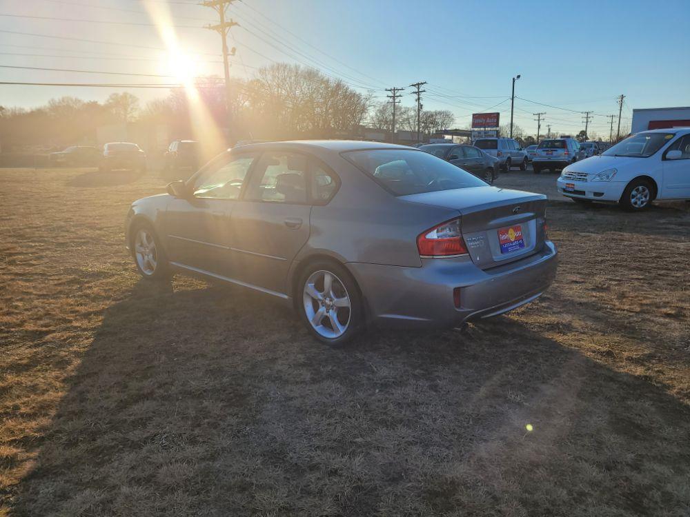 Subaru Legacy 2007 Gray