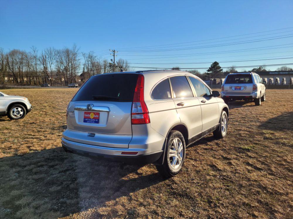 Honda CR-V 2010 Silver