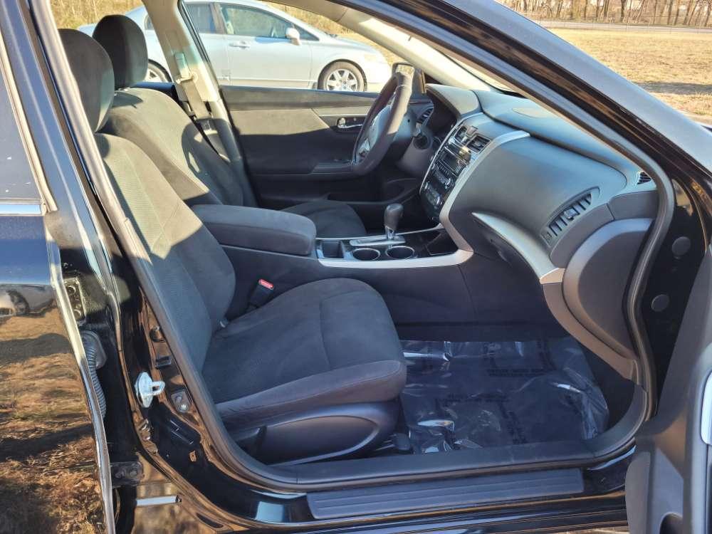 Nissan Altima 2014 Black