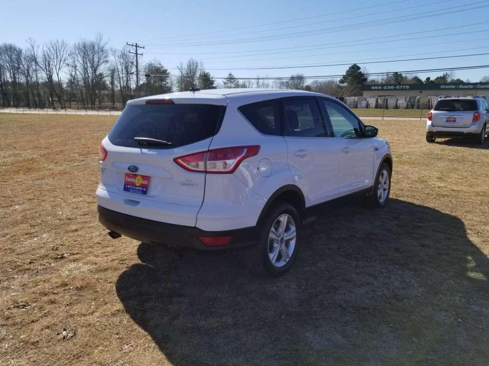 Ford Escape 2015 White