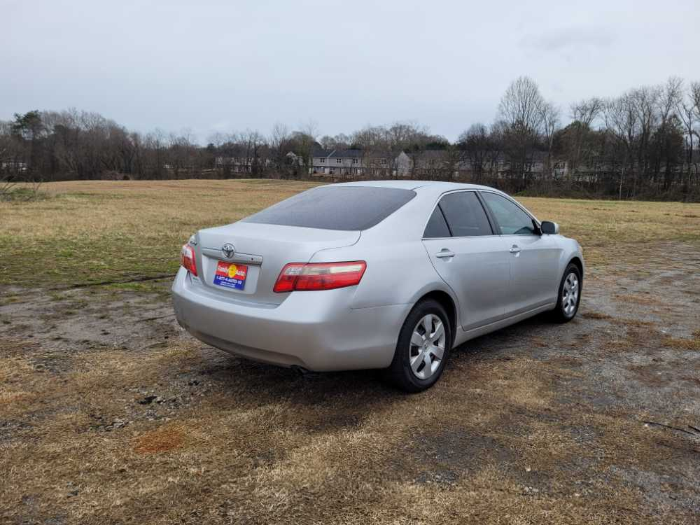 Toyota Camry 2008 Silver