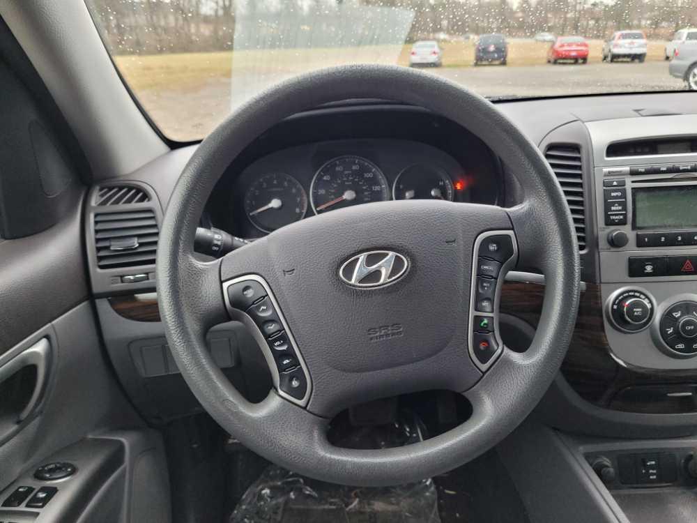 Hyundai Santa Fe 2011 Black
