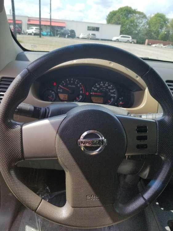 Nissan Xterra 2007 Black