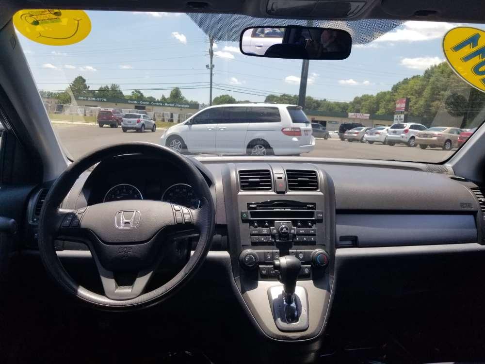 Honda CR-V 2011 Gray