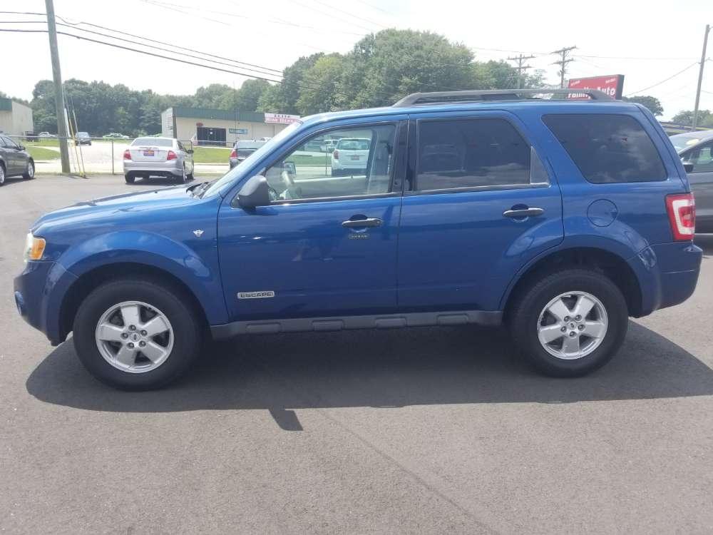 Ford Escape 2008 Blue