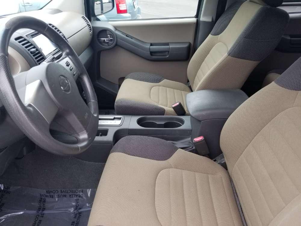 Nissan Xterra 2008 Gray