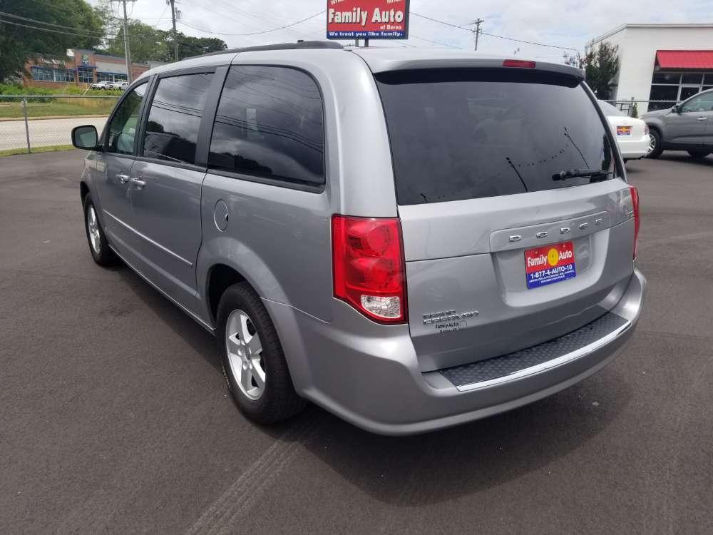 Dodge Grand Caravan 2013 Gray