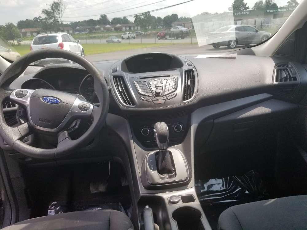 Ford Escape 2013 Gray