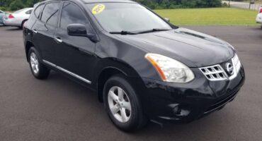 Nissan Rogue 2013 Black