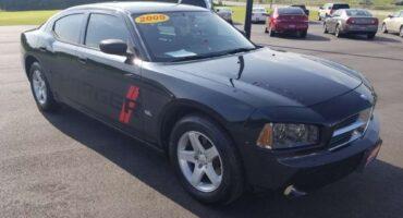 Dodge Charger 2009 Black