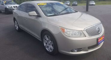 Buick LaCrosse 2012 Gold